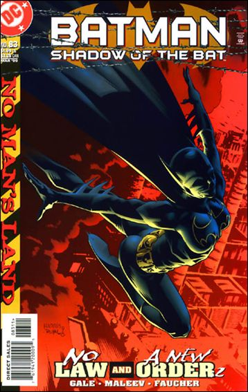 Batman: Shadow of the Bat 83-A by DC