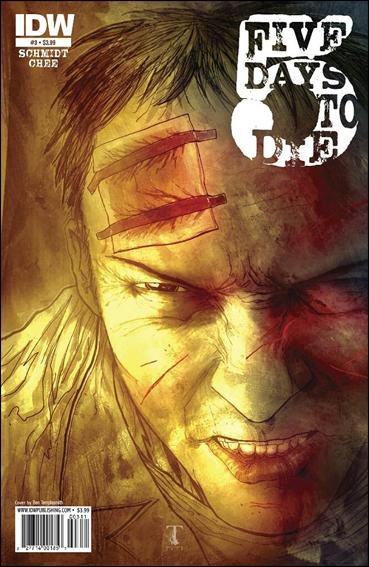 5 Days to Die 3-A by IDW