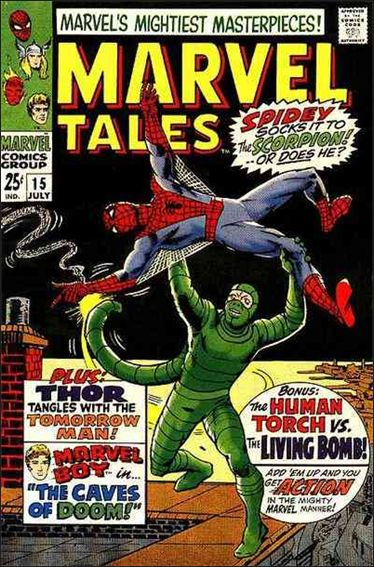 Marvel Tales (1966) 15-A by Marvel