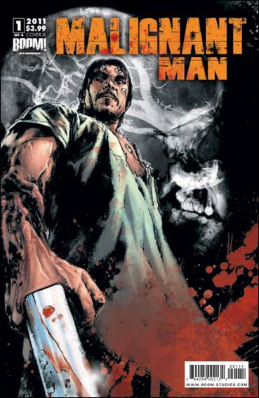 Malignant Man 1-A by Boom! Studios