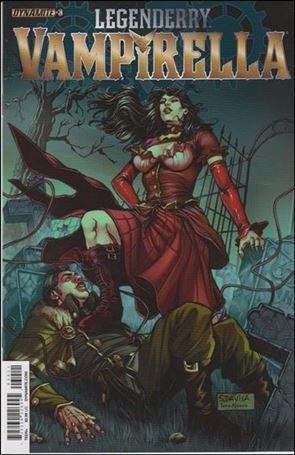 Legenderry Vampirella 3-A