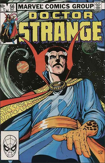 Doctor Strange (1974) 56-A by Marvel