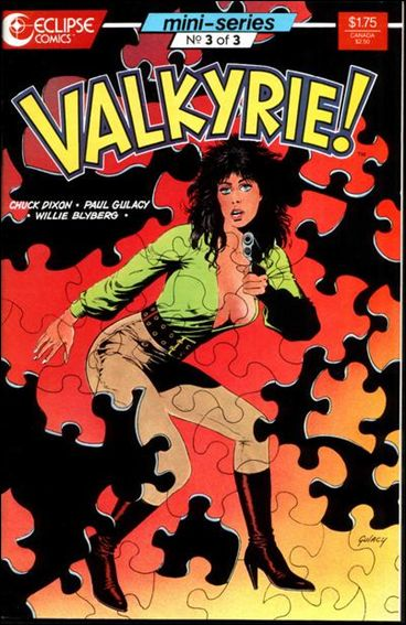 Valkyrie (1987) 3-A by Eclipse