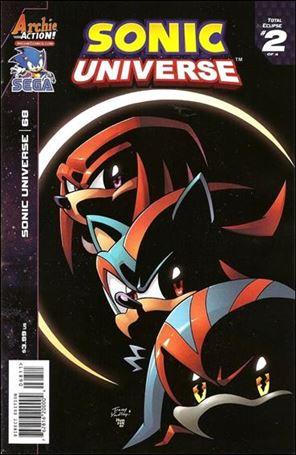 Sonic Universe 68-A