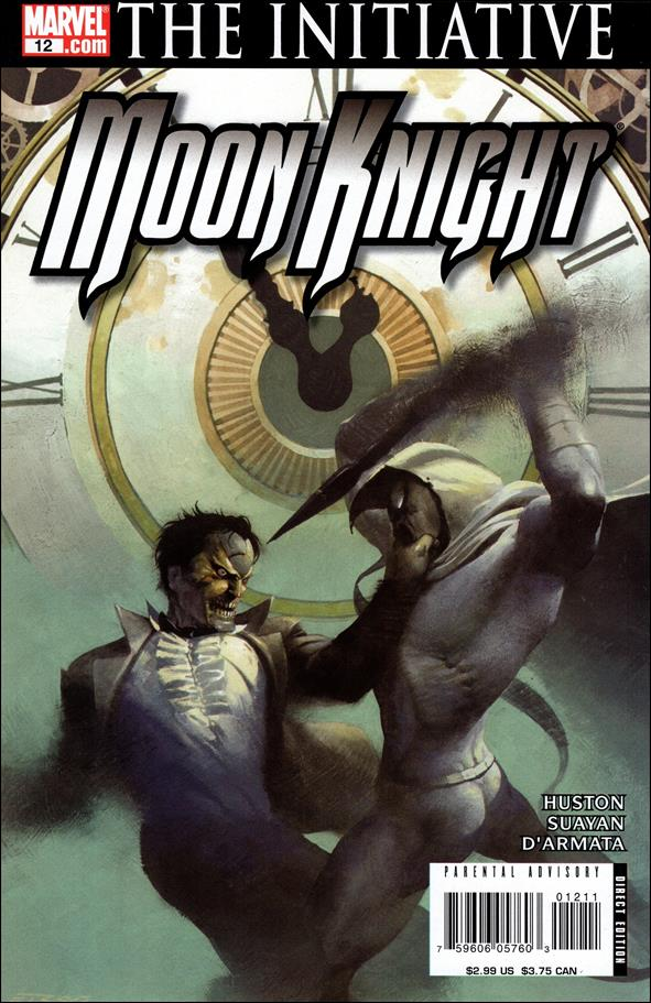 Moon Knight (2006) 12-A by Marvel
