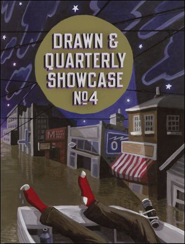 Drawn & Quarterly Showcase 4-A by Drawn and Quarterly