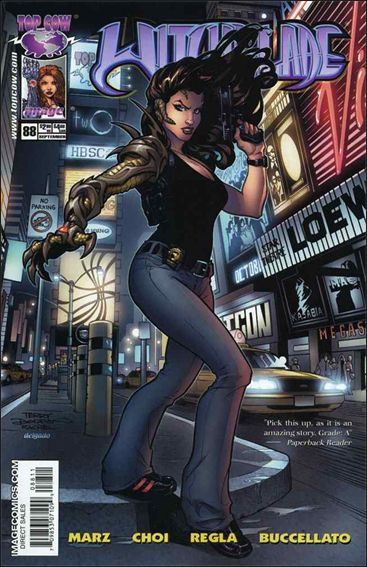 Witchblade 88-A by Top Cow