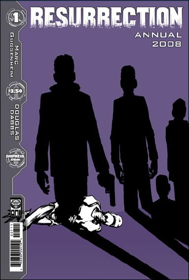 Resurrection Annual 1-A by Oni Press