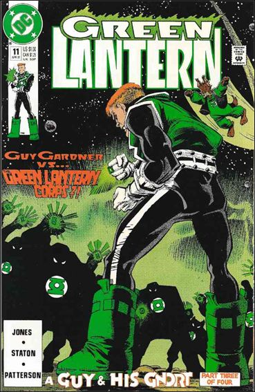 Green Lantern (1990) 11-A by DC