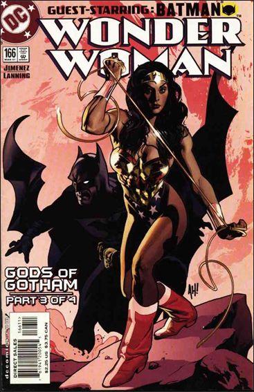 Wonder Woman (1987) 166-A by DC