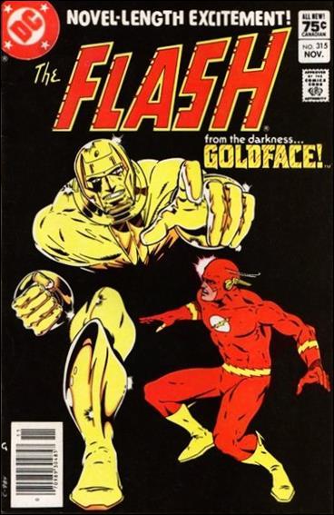 Flash (1959) 315-B by DC