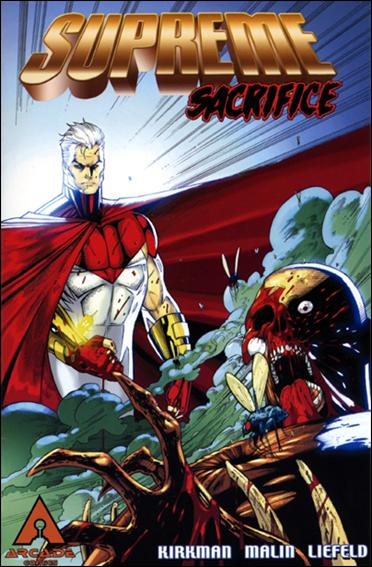 Supreme: Supreme Sacrifice 1-A by Arcade Comics