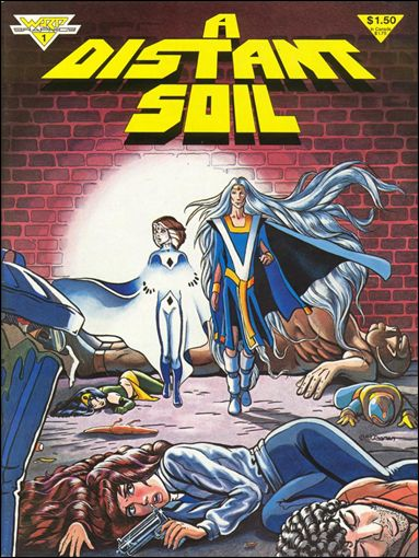 Distant Soil (1983) 1-A by Warp Graphics