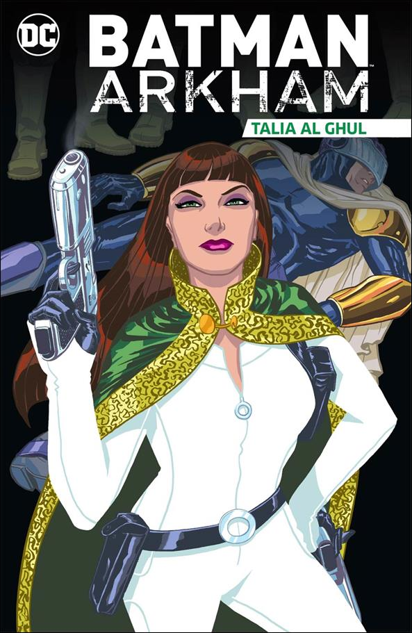 Batman Arkham: Talia Al Ghul nn-A by DC