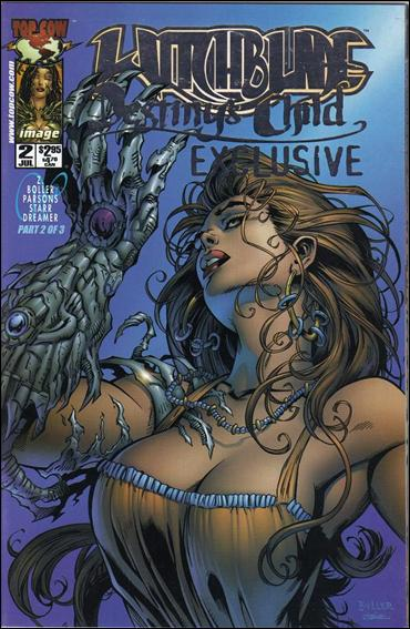 Witchblade: Destiny's Child 2-B by Top Cow