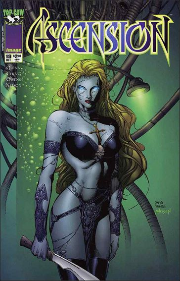Ascension 19-A by Top Cow