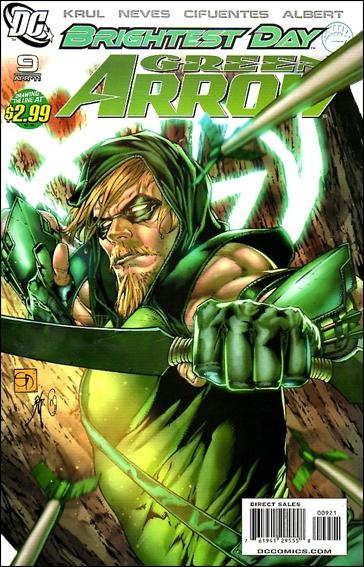 Green Arrow (2010/08) 9-B by DC