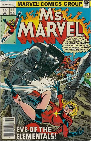 Ms. Marvel (1977) 11-A by Marvel