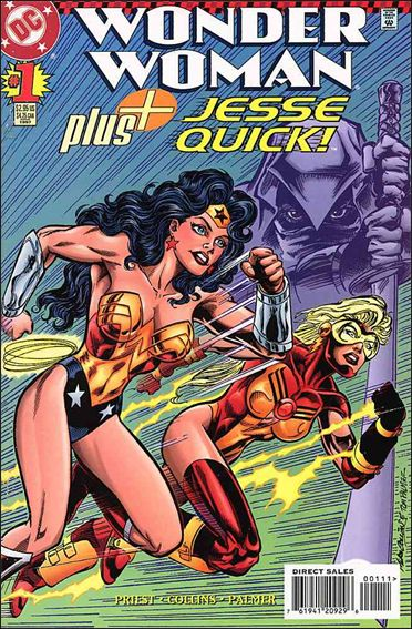 Wonder Woman Plus 1-A by DC