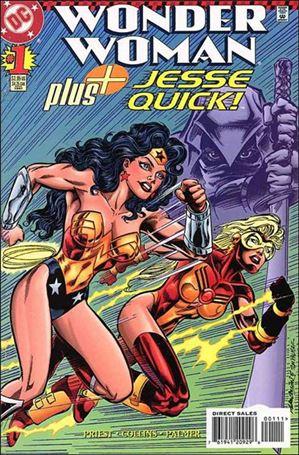 Wonder Woman Plus 1-A
