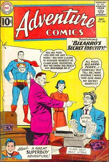 Adventure Comics (1938) 288-A by DC