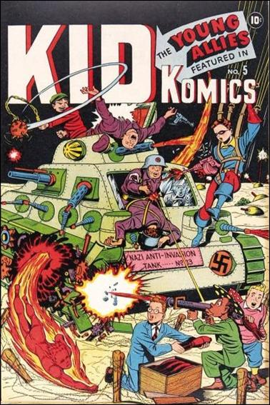 Kid Komics 5-A by Marvel