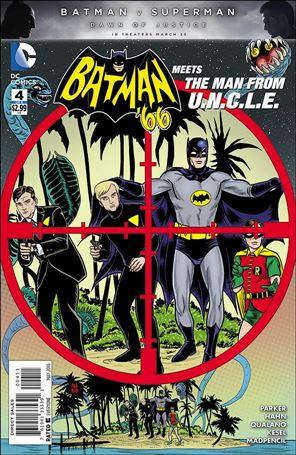 Batman '66 Meets The Man from U.N.C.L.E. 4-A