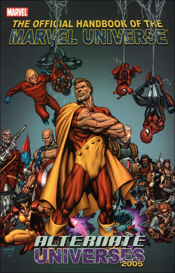 Official Handbook of the Marvel Universe: Alternate Universes 2005 nn-A by Marvel