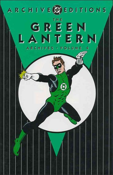 Green Lantern Archives 4-A by DC