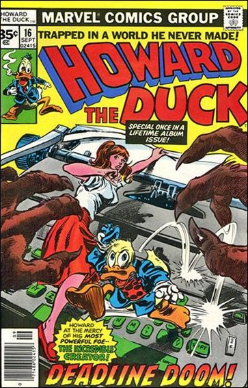 Howard the Duck (1976) 16-B by Marvel