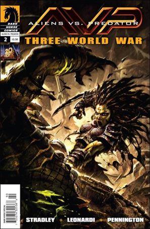 Aliens vs Predator: Three World War 2-A