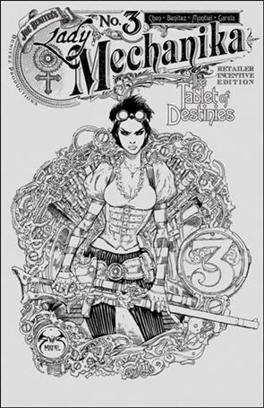 Lady Mechanika: The Tablet of Destinies 3-C