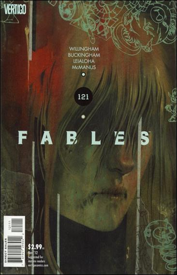Fables 121-A by Vertigo