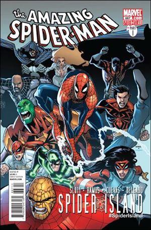 Amazing Spider-Man (1963) 667-A