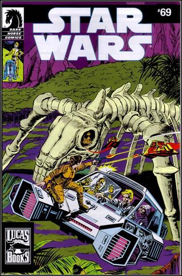 Star Wars (1977) 69-B by Marvel