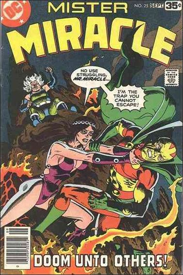 Mister Miracle (1971) 25-A by DC