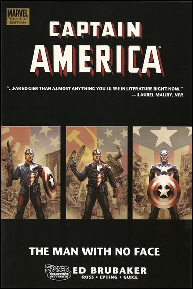 Captain America: The Man With No Face 1-A by Marvel