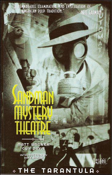 Sandman Mystery Theatre 1-B by Vertigo