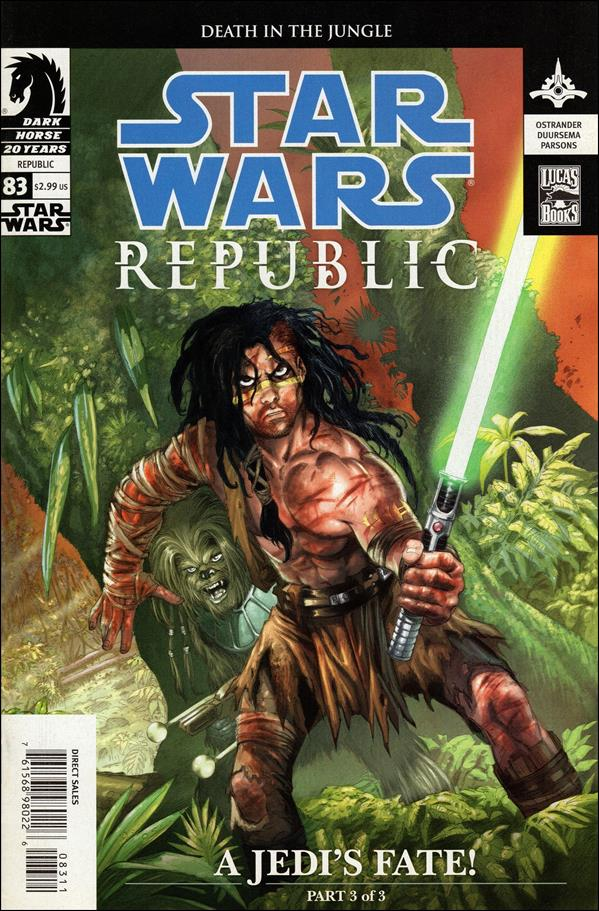 Star Wars/Star Wars Republic 83-A by Dark Horse