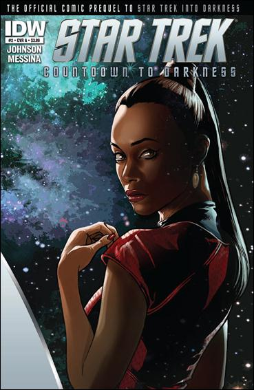 Star Trek: Countdown to Darkness 2-A by IDW