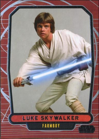 Star Wars Galactic Files (Base Set) 96-A by Topps