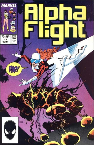 Alpha Flight (1983) 47-A by Marvel