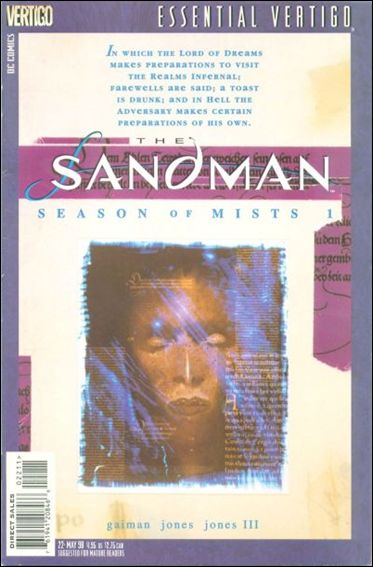 Essential Vertigo: The Sandman 22-A by Vertigo
