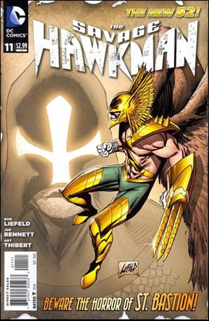 Savage Hawkman 11-A