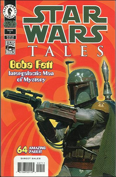 Star Wars Tales 7-B by Dark Horse