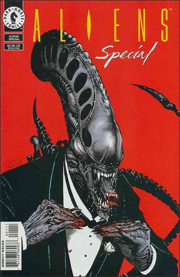 Aliens: Special 1-A by Dark Horse