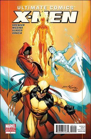 Ultimate Comics X-Men 1-D