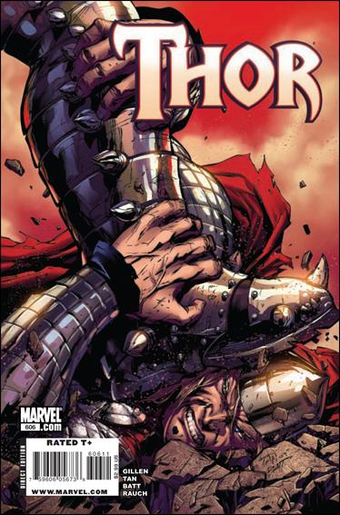 Thor (1966) 606-A by Marvel