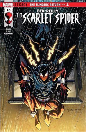 Ben Reilly: Scarlet Spider 10-A