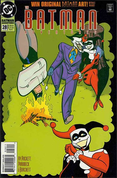 Batman Adventures (1992) 28-A by DC